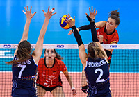 Volleyball - Foto: DVV/Conny Kurth