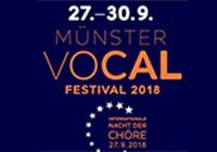 Münster Vocal Festival Signet